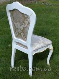Резной стул из ясеня