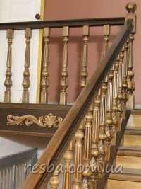 Реставрация  лестницы на заказ