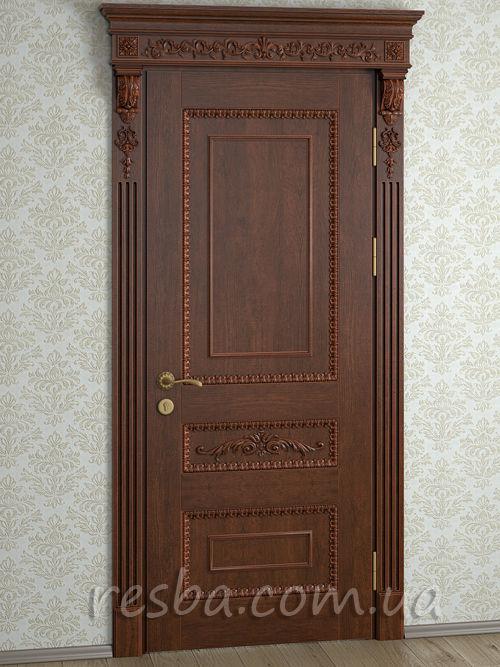Межкомнатные двери из массива дуба и бука от Tudoor