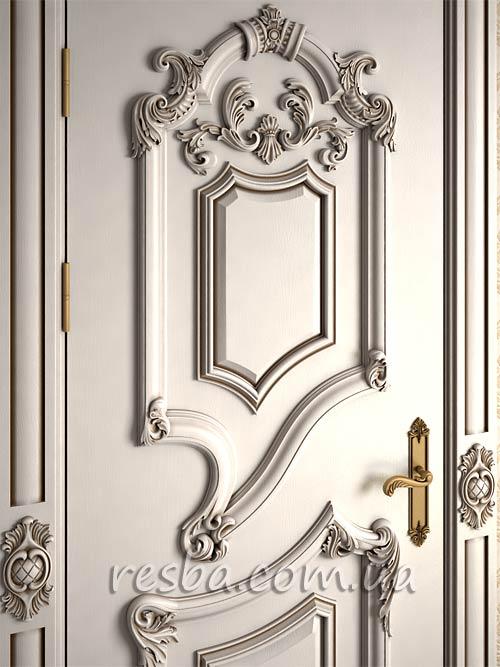 Двери из массива ясеня - lesomodulru