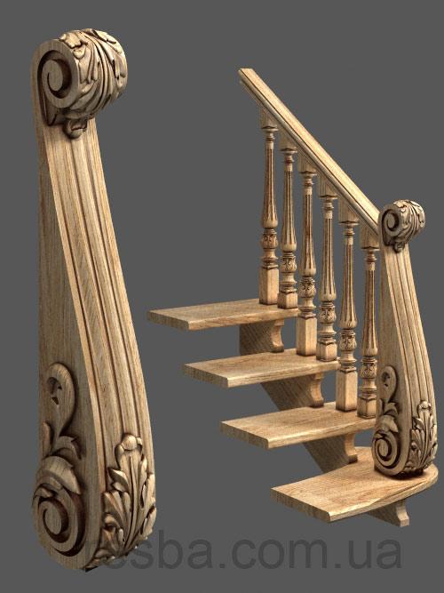 Деревянные лестницы в Тюмени на заказ: цены