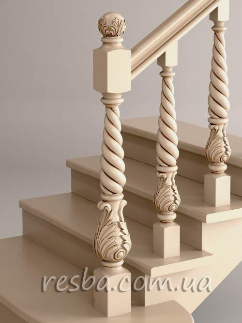 Изготовление деревянных лестниц в Ростове-на-дону - 8 (863