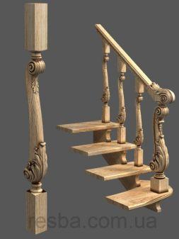 Балясины для лестниц